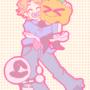 kawaii senpai and spooky kids