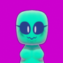 Cursed 3d creeper (outline)