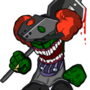 Tricky The Clown from Madness Combat