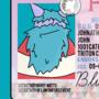 Blue John's Driver License | 2021
