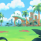 Flashgitz - Sonic Background Art