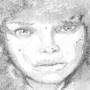 Erykah Badu Portrait