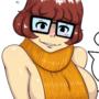 Velma's New Sweater