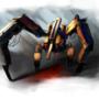 Generation Zero Harvester Robot