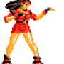 Streets of Rage 1 - Blaze vs Axel