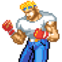 Streets of Rage 2 - Axel