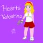 Hearts Valentina