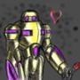 robot day #2 by Zanroth