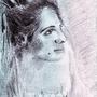 Anna Pavlova in Pencil