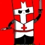 Castle Chrashers RED KNIGHT