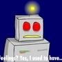 Robot feelings by Dekroh