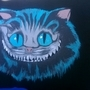 Cheshire cat by RoboWyvern
