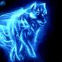 wolf patronus by gudikano