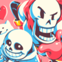 Undertale - The Gauntlet of Deadly Terror