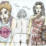 Lola humana + Amazona + Christie