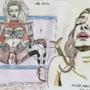 Lady Death + Wonder Woman Gal Gadot Expression