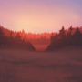 Colour Study - sunset