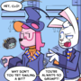 Tomb Cats Comic #5: Smile, Clo!
