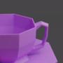 Teacup Turntable