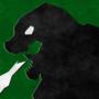 Gamera silhouette