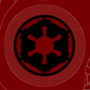 Map of the Galactic Empire during Galactic Civil War