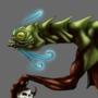 Razor Tooth Salamander