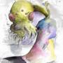 Watercolour Yithian 25/03/21