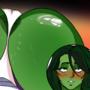 She-Hulk - Mating Press - Commission