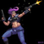 Wasteland girl goes pew pew pew!