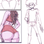 booty&sketches