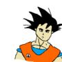 Old goku's draw