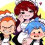 Trio maid