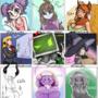 Draw Friends' OCs - Round 3