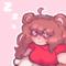 sleepy bear! (animal+ fnf au)