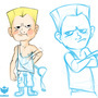 Guile Kid by ErnestDesigns