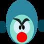 Angry Bird by DepresiveNeko