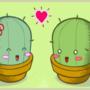 Prickly Love by Masebreaker
