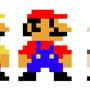 Emo Mario by UberE