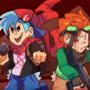 Boyfriend and Pico vs Zombie Grunts