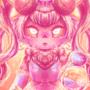Pink fish queen