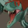 Gorgosaurus Doodle