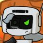 Robot Girl's Post Apocalyptic Desert