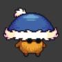 Lone Fungus - Snow Cap