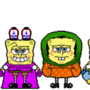 Spongebob au's