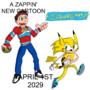 Sonichu Zap: A NEW CARTOON