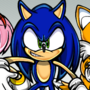 sonic and co. will beat you to death