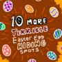 10 More Terrible Easter Egg Hiding Spots