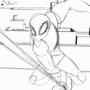 Spider-Man VS. Electro (Short Gif Animation)