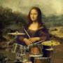 Mona Lisa drum kit