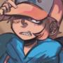 Shino, Mika, and Kai Character portraits